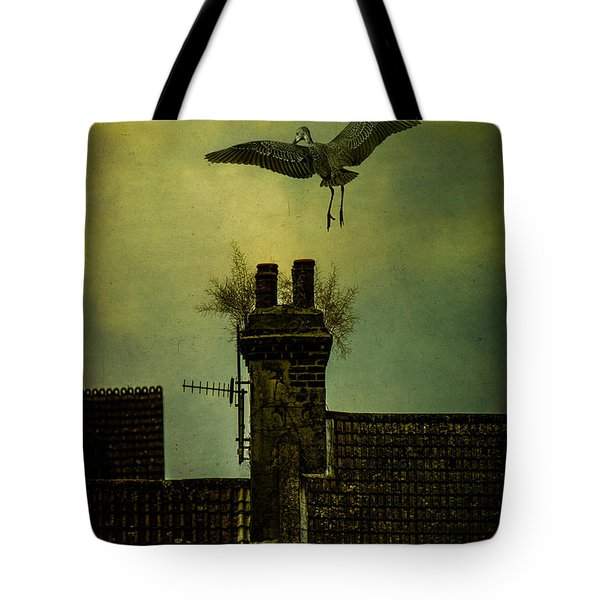 Tote Bag featuring the photograph A Room For The Night by Chris Lord