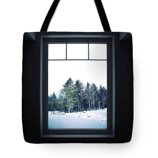 A Room With A View Tote Bag by Natasha Marco