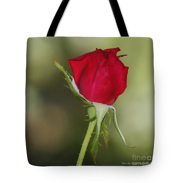 Tote Bag featuring the photograph A Rose By Any Other Name by Debby Pueschel