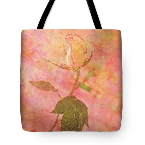 A Rose From The Garden Tote Bag by Billie-Jo Miller