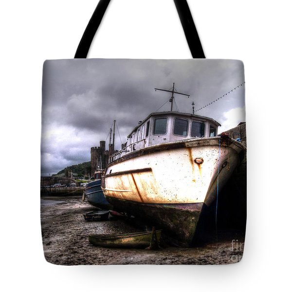 Tote Bag featuring the photograph A Rough Ride by Doc Braham