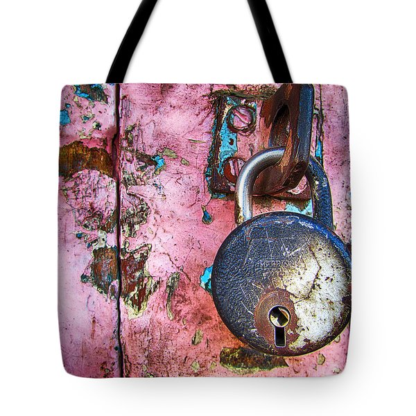 A Rough Ride Tote Bag