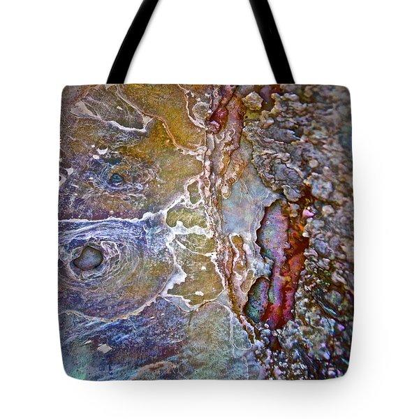 A Secret Beneath The Surface Tote Bag