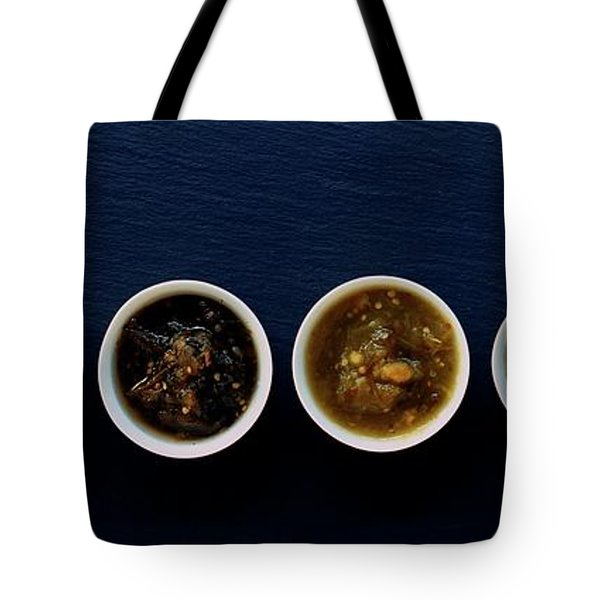 A Selection Of Salsa Tote Bag
