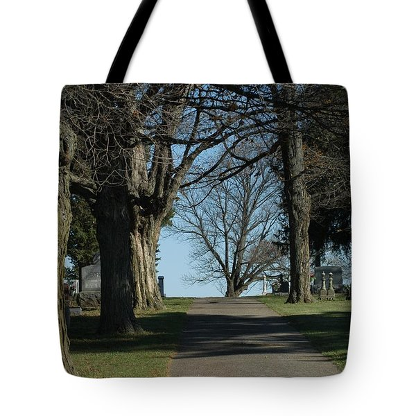 A Shared Vision Tote Bag by Joseph Yarbrough