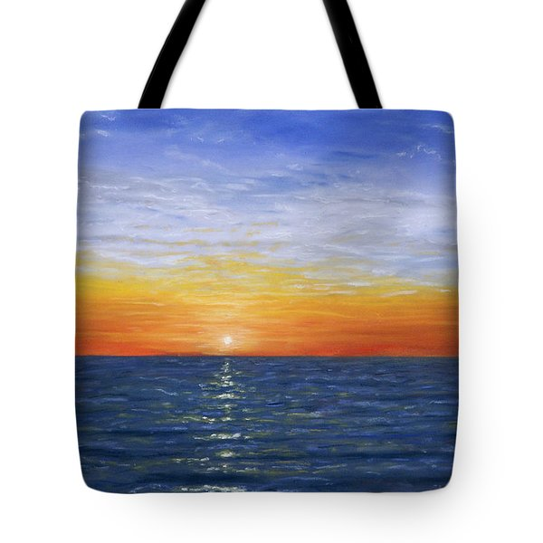 A Silent Moment Tote Bag