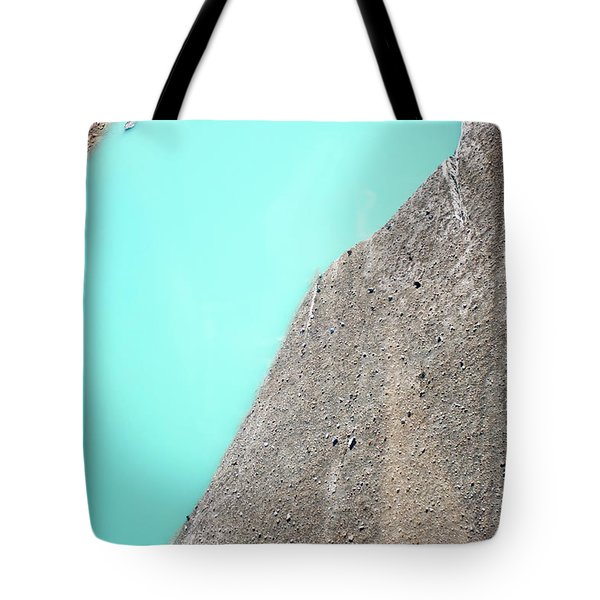 A Silty Glacier-dammed Lake Tote Bag