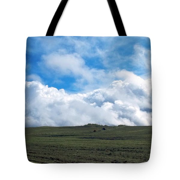 A Simple Majesty Tote Bag by Glenn McCarthy Art and Photography