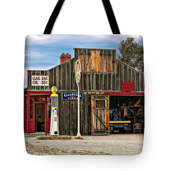 A Simpler Time 3 Tote Bag