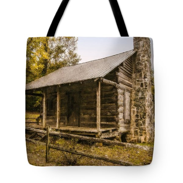 A Simpler Time Tote Bag