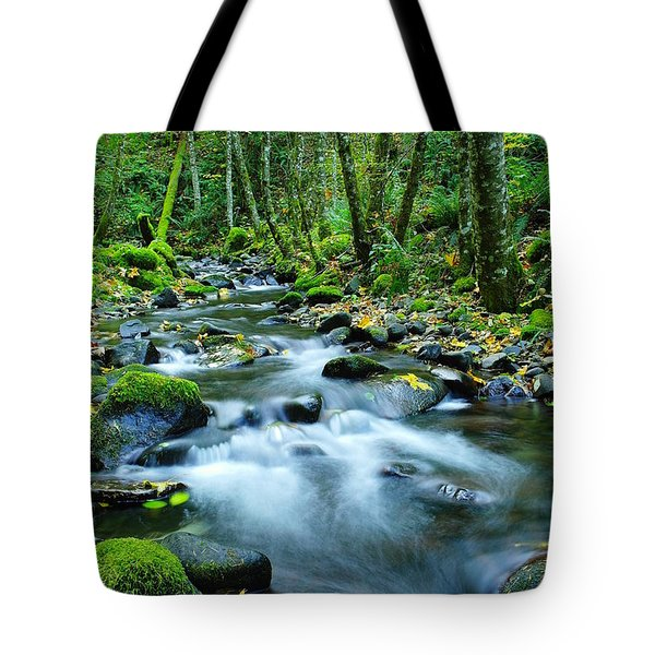 A Small Song In The Big Beauty Tote Bag by Jeff Swan