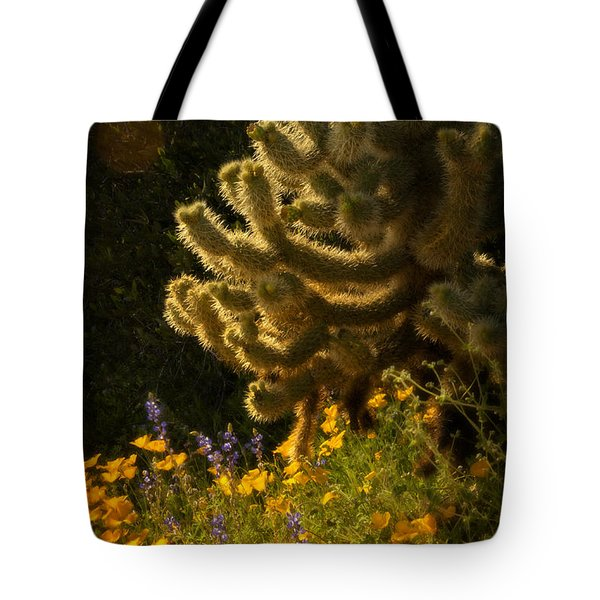 A Southwestern Spring  Tote Bag