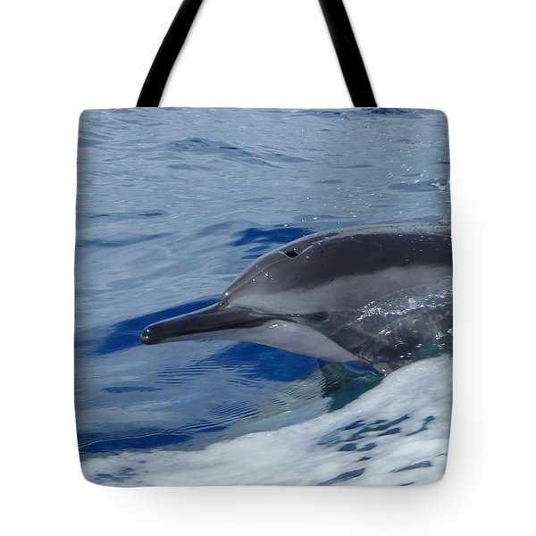Tote Bag featuring the photograph A Spinner's Smile by Suzette Kallen