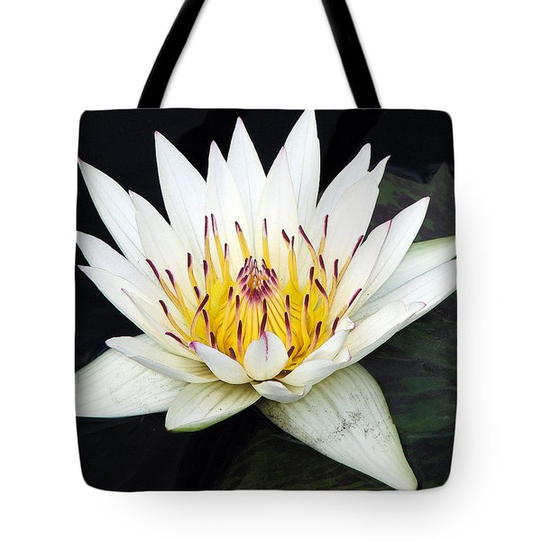 Botanical Beauty Tote Bag