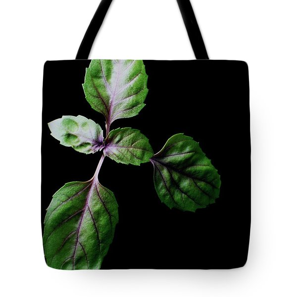 A Sprig Of Basil Tote Bag
