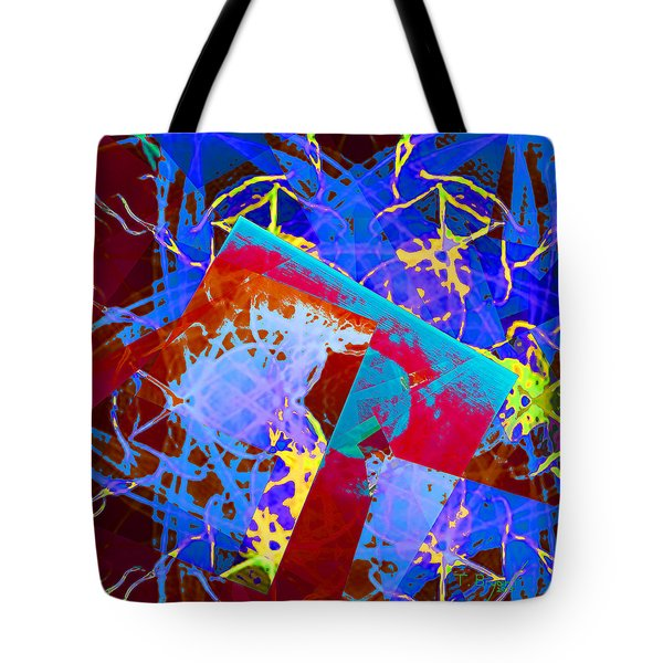 A Star Is Born Tote Bag by Thomas Bryant