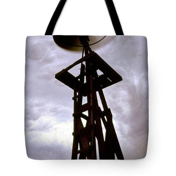 A Storm This Way Comes Tote Bag by Jason Politte