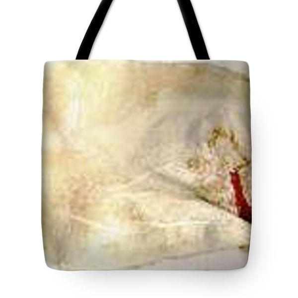 A Story Tote Bag by  Bellavia