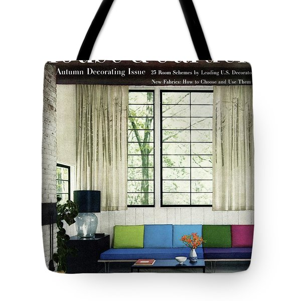 A Studio Guest Room Tote Bag