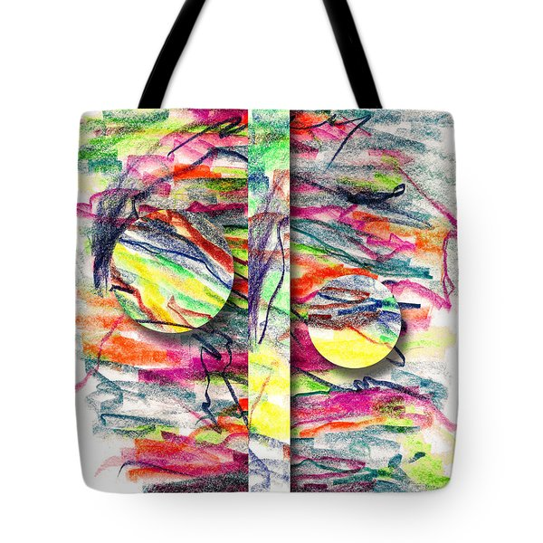 A Summers Day Breeze Tote Bag
