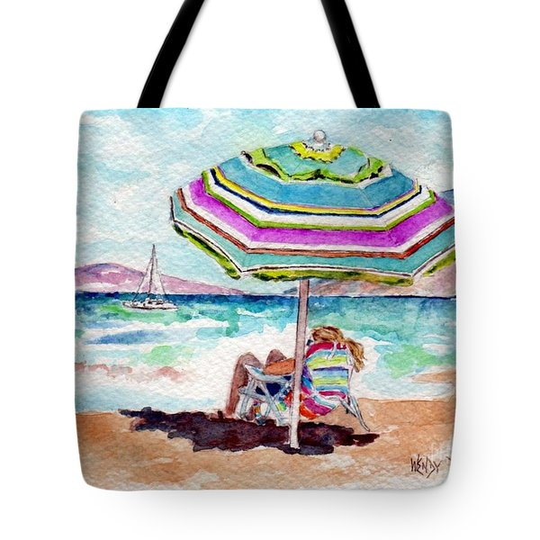 A Sweet Day In Maui Tote Bag