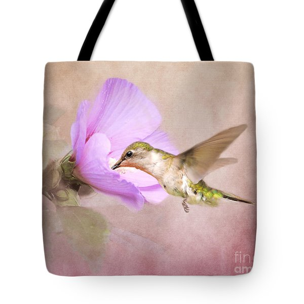 A Taste Of Nectar Tote Bag