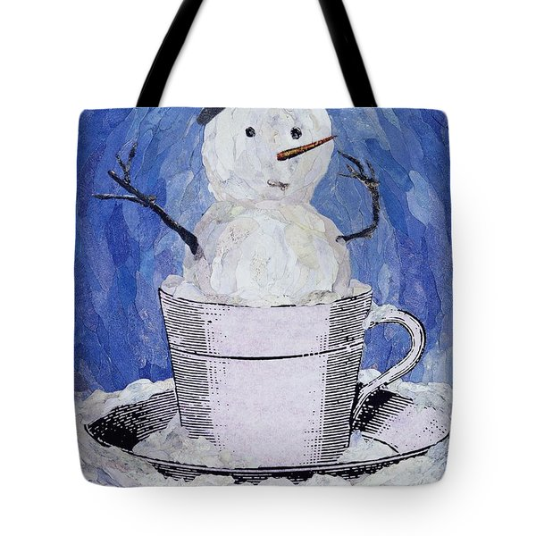 A Telling Sign Tote Bag by Ellen Golla