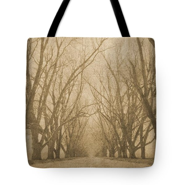 A Thousand Words Tote Bag by Brett Pfister
