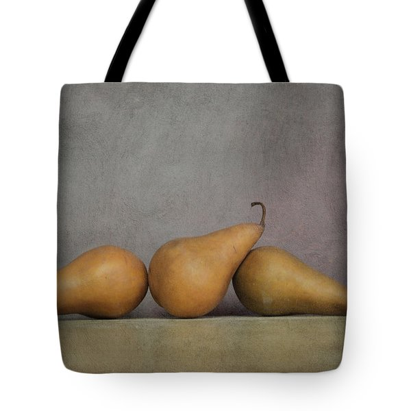A Threesome Tote Bag
