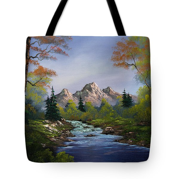 A Touch Of Autumn Tote Bag by C Steele