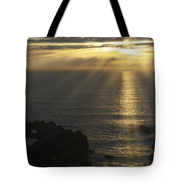 A Touch Of Heaven Tote Bag by Sandra Bronstein