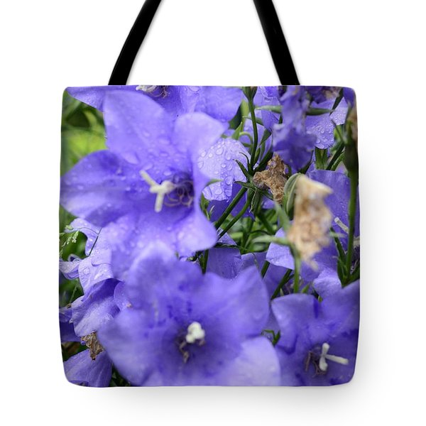 A Touch Of Lavender Tote Bag