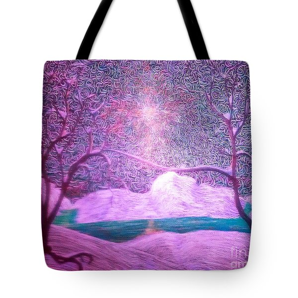 A Touch Of Love Tote Bag