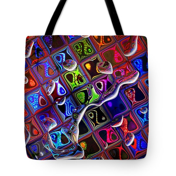 A Touch Of Morocco By Nico Bielow Tote Bag by Nico Bielow