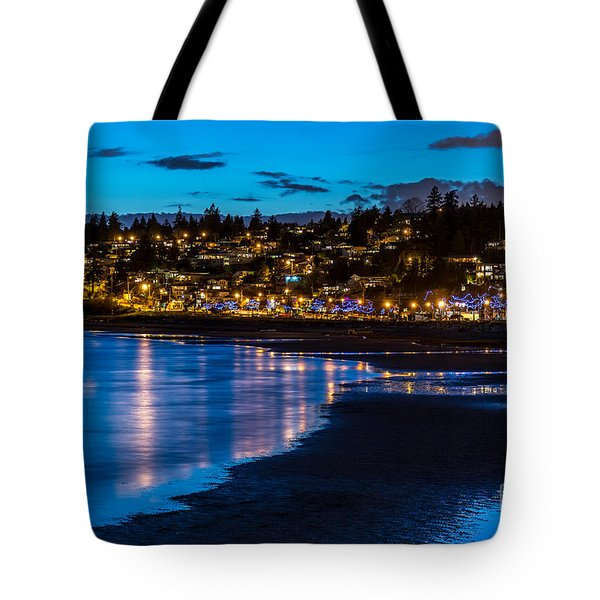 A Town Called White Rock - By Sabine Edrissi Tote Bag