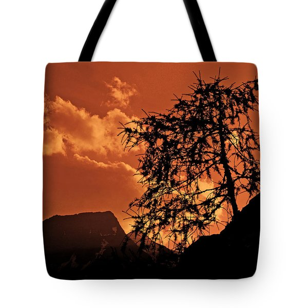 A Tranquil Moment Tote Bag