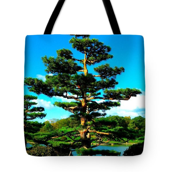 A Tree... Tote Bag by Tim Fillingim