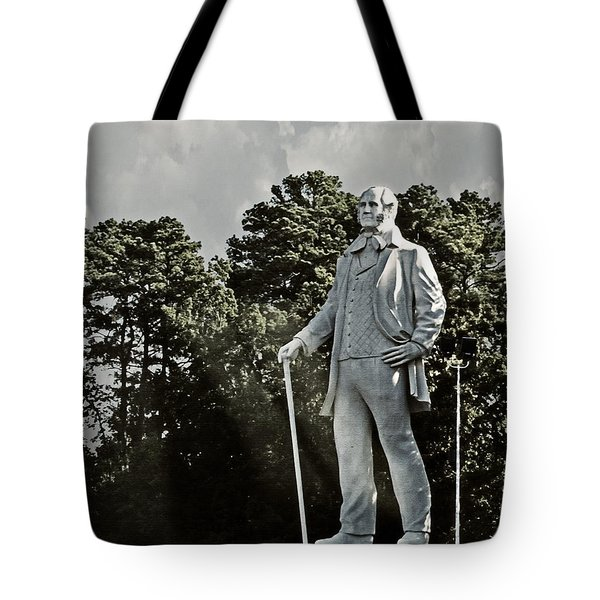 A Tribute To Courage Tote Bag