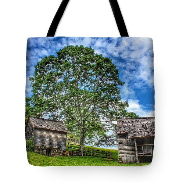 A Trip Back In Time Tote Bag