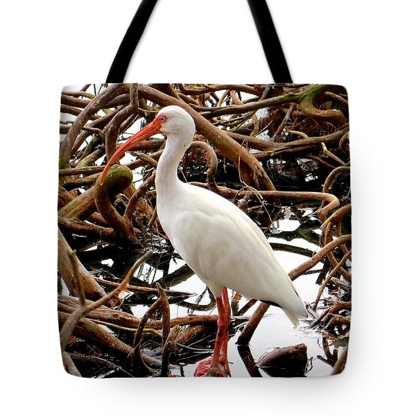 A Twisted Place To Rest Tote Bag by Rita Mueller