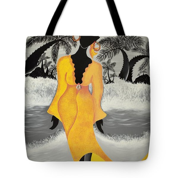 A Version Of Self Tote Bag by Patricia Sabree