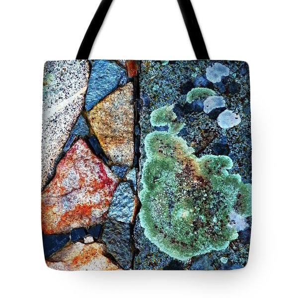 A  View Of Nature Tote Bag