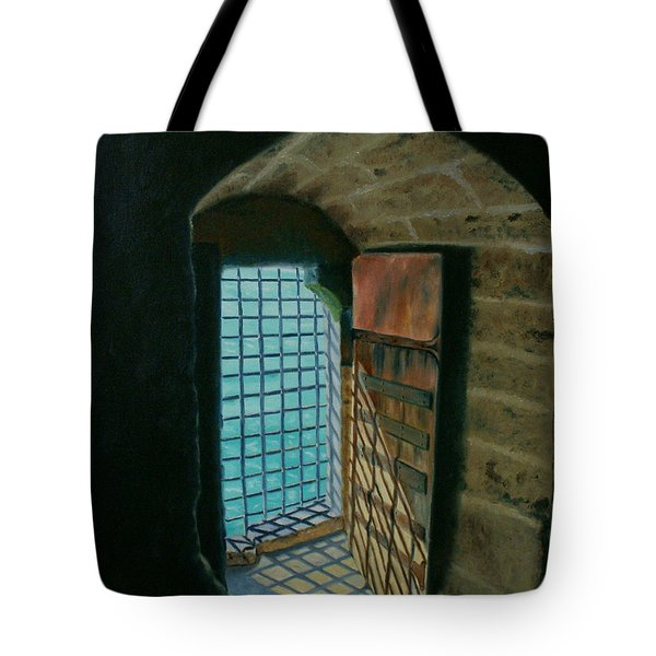 A View To Freedom Tote Bag