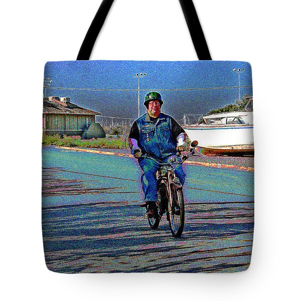 A Vintage Whizz Leading Tote Bag