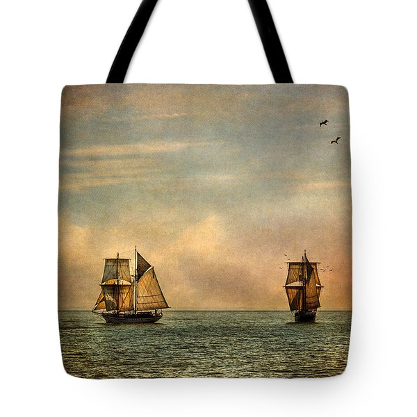 A Vision I Dream Tote Bag
