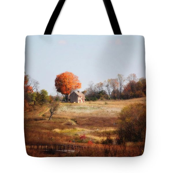 A Walk In The Meadow Tote Bag