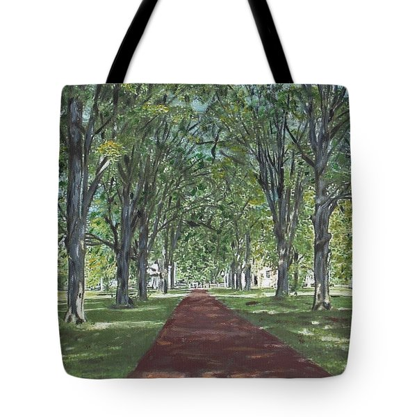 Washington Crossing State Park Tote Bag