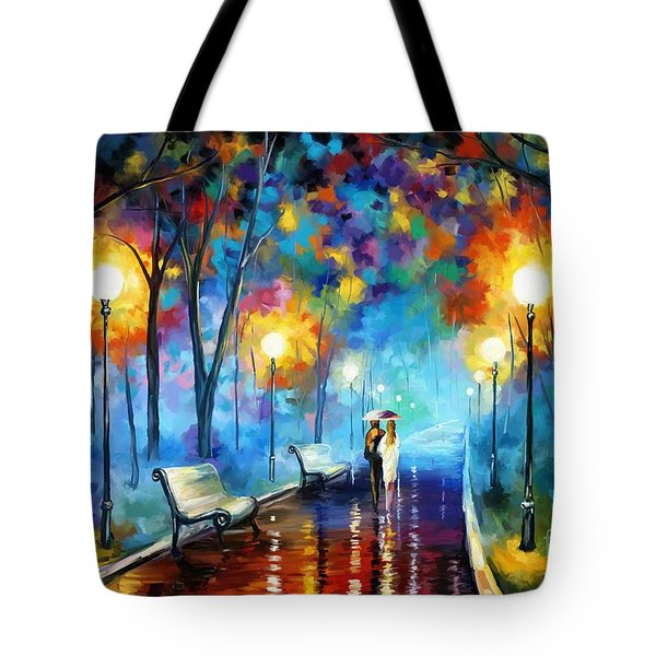 A Walk In The Park Tote Bag