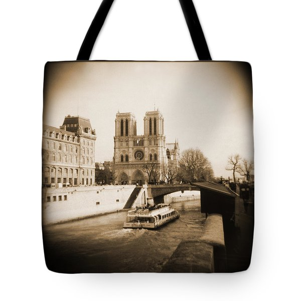 A Walk Through Paris 22 Tote Bag by Mike McGlothlen