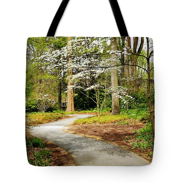 A Walk To Remember Tote Bag